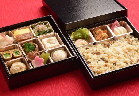 2月の弁当 立春¥2,160(税込)