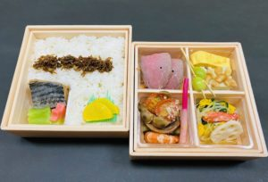 10月の弁当 神無月¥2,160(税込)